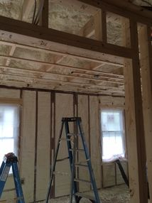 Spray Foam Insulation in Rutland, MA (1)