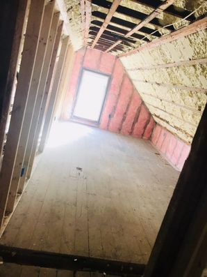 Residential Spray Foam Insulation in Lincoln, MA (1)