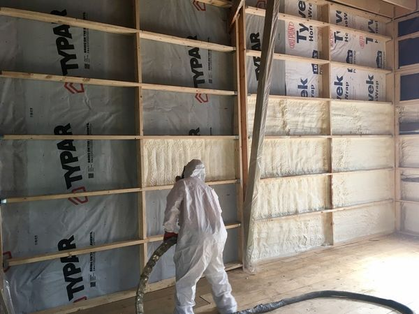 Spray Foam Insulation in Westford, MA (3)