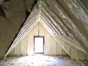 Attic Insulation in Brighton, MA (1)