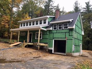 New Construction Spray Foam Insulation in Natick, MA (2)