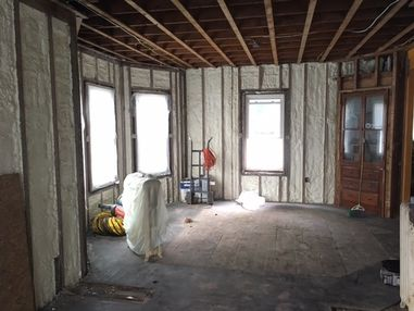 Spray Foam Insulation in Quincy, MA (1)