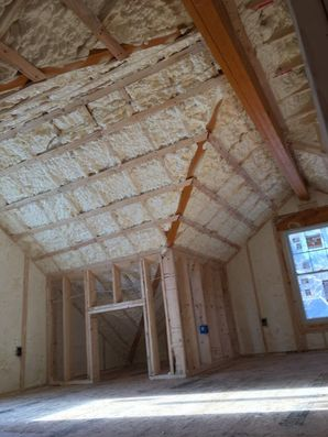 Residential Spray Foam in Concord, MA (1)