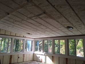 Sunroom Renovation in Stow, MA (2)