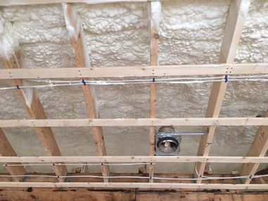 Spray Foam Insulation in Rutland, MA (2)