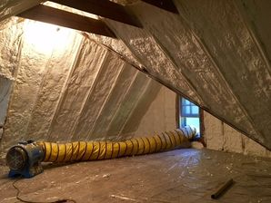 Attic Insulation in Brighton, MA (2)