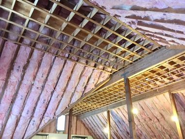 Spray Foam insulation in Concord, MA (2)
