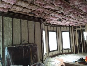 Spray Foam Installation in Milton, MA (3)