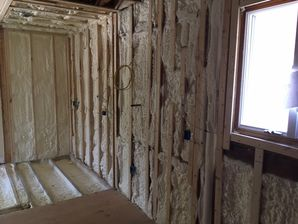 Spray Foam for Kitchen Addition in Quincy, MA (3)