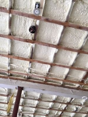 Spray Foam insulation in Norwell, MA (3)