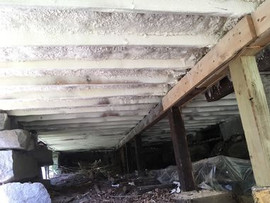 Spray Foam Insulation in Westford, MA (1)