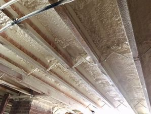 Crawl Space Ceiling Foam Insulation in Plum Island, MA (4)