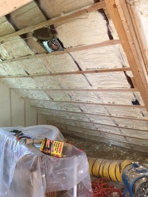 Spray Foam Installation in West Roxbury, MA (4)