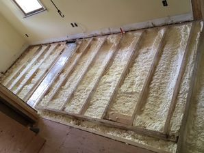 Spray Foam for Kitchen Addition in Quincy, MA (4)