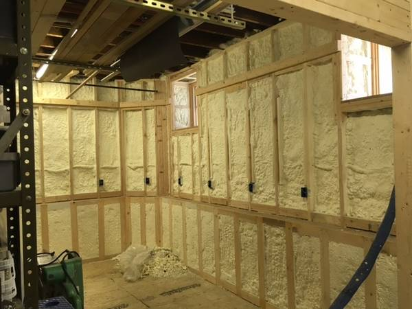 Brookline, MA Closed Cell Spray Foam (5)
